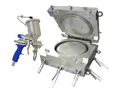 Water-Based In Mould Coating For Polyurethane Gel – Series 900